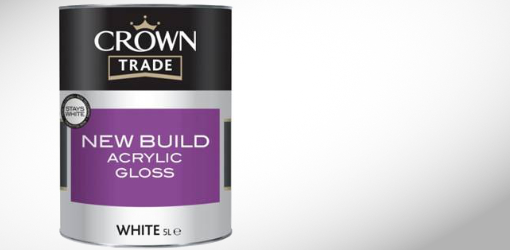 Crown New Build Acrylic Gloss