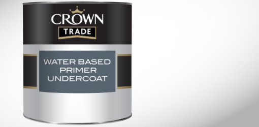 Crown Water Based Primer Undercoat